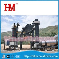 Asphalt Mixing Plant And Machine 160Ton/Hr
