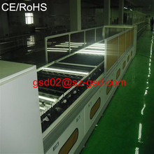 LED lights assembly line and LED lamps production line equipment