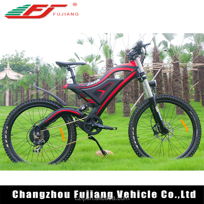26 inch alloy frame import electric bike