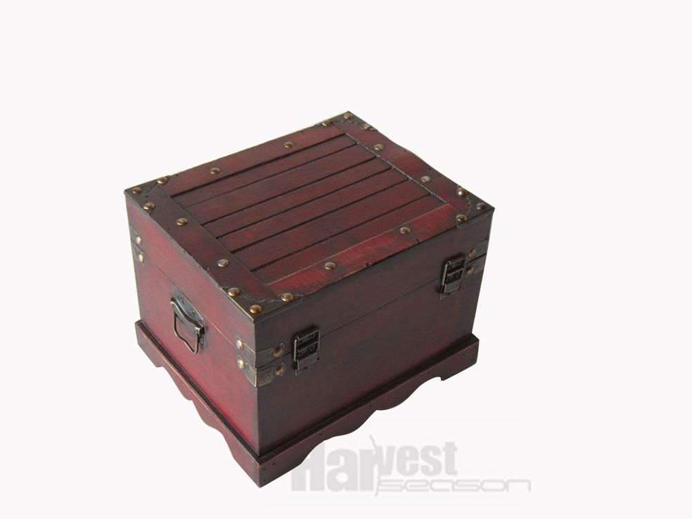 how to make a small treasure chest