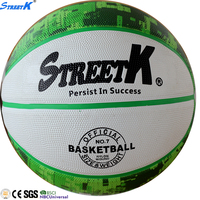 Streetk Cheap Mens Basketball Ball Size