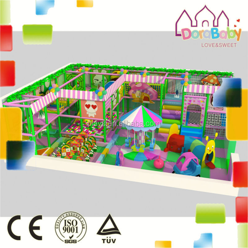 Fantastic CE certificated soft children playhouse kids indoor game <strong>equipment</strong>