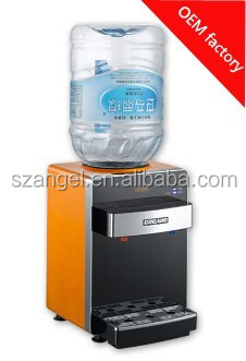 plastic water dispenser commercial water dispenser mini hot and cold water dispenser