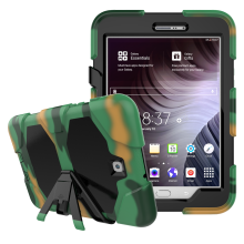 Strong armor Rugged Kickstand Shockproof Tablet Cover Case For Samsung galaxy tab S2 8.0 T710 E 8.0 SM-T377 cases