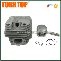 4500 chain saw , chainsaw spare parts cylinder kits 43mm