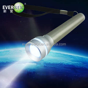 EN-897 Portable Stainless steel emergency handle LED torch lamp led