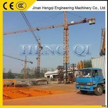 China supplier top quality qtz80a tower crane with ccc