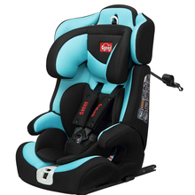 isofix red seat booster for baby 1-12 years old