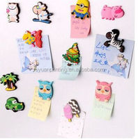 High-quality promotional soft cheap cartoon promotional rubber fridge magnet stickers,,creative fridge magnet