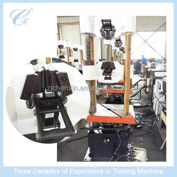 Computer Controlled Electronic Hydraulic Servo UTM Universal Testing Equipment Manufacture