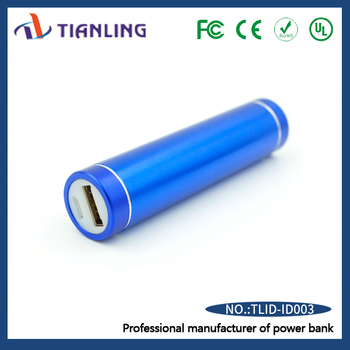 Hot selling power bank emergency mobile phone charger wholesale