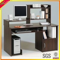 Elegance computer desk closeout study table designs