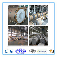 cheap price 3003 h14 color coated prepainted aluminium coil