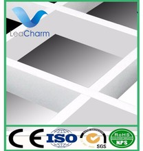 types of ceiling board material open cell ceiling