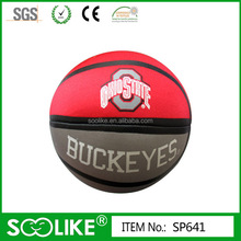 Microbeads Stuffed Spandex Basketball pillow toy