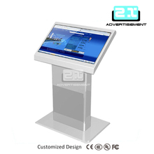 47 inch Stand Alone advertising lcd Video Display Android Digital Signage with digital signage software,touch screen
