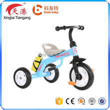 Manufacturer baby lexus trike electric tricycle for kids with CE certificate