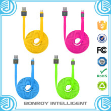 style fashion Creative Novel very cheap multi function high speed 2.0 braided usb cable