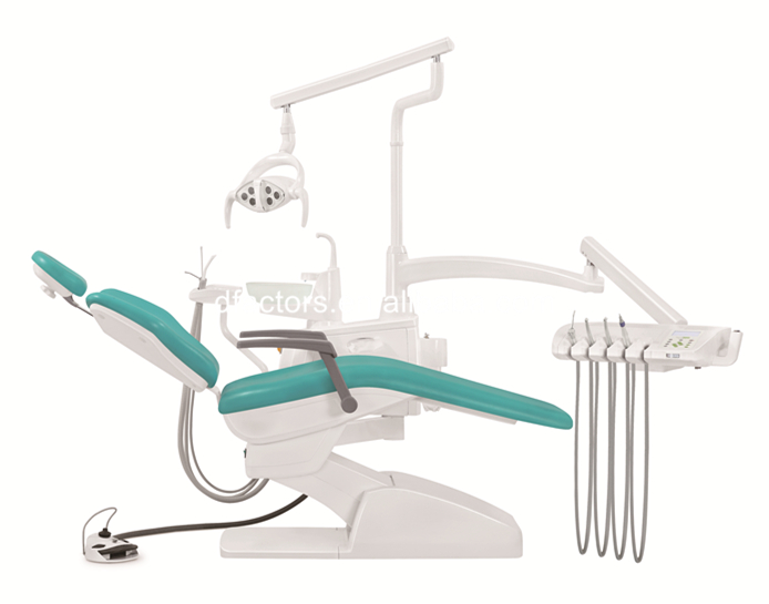 dental unit chair with high quality dental chair spare parts sillon dental