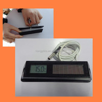 digital thermometer with ,solar power, freezer thermometer D2106