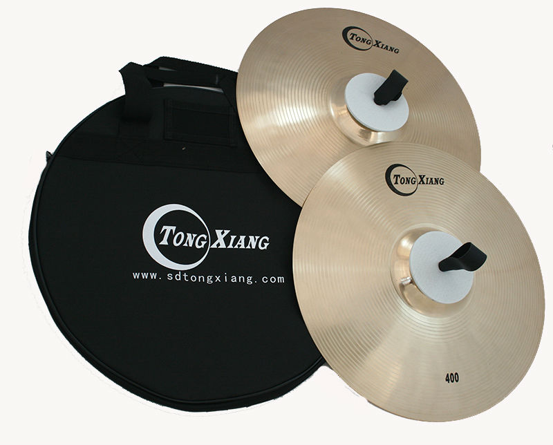 Orchestra cymbals marching cymbals B20 marching cymbals for sale