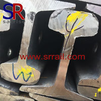 railway rail and used railroad track for exporting