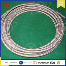HY-002 SS304 braided steel water connect pipe flexible metal hose