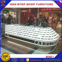 Coofind High quality retail sunglass kiosk interior design for sale