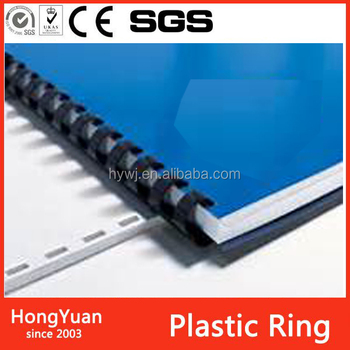 PVC Plastic Binding Comb 84 Rings Office Supply