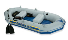 Intex 68378 Mariner 3 Person Inflatable Boat river raft for fishing