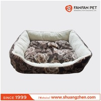 luxury non slip large dog beds plush pet bed