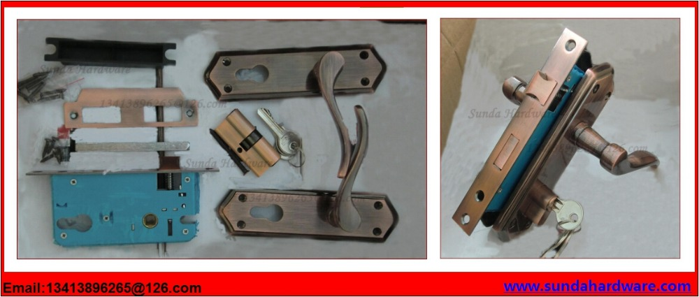 Zinc Alloy Door Handle Factory ,Supplier From China