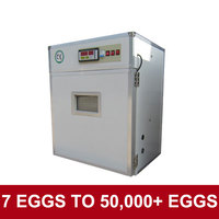 Promotional stock quality china poultry egg incubator setter hatcher