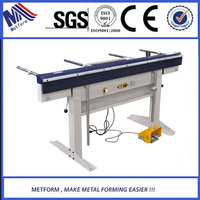 Plate Bending Machine/Manual pan and box folding Machine manufacture EB1250