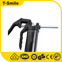 Hand Grease Gun High Pressure 400cc 500cc Seamless Pipe Air Operated Grease Lubricator