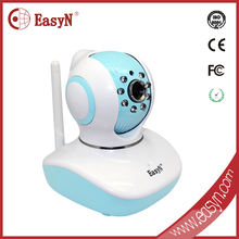 Wireless PT 720p 1megapixel ip 4g/3g security small box camera