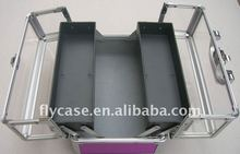 2012 beauty case ,Aluminum cosmetics case ,new acryl case for beauty