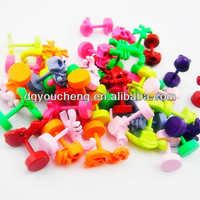 Stainless Steel Candy Color Tragus Piercing Jewelry