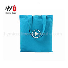 Factory wholesale brand new women shopping canvas tote bag