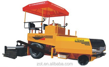 XCMG made wheel tyre Asphalt Paver LTD450 diesel engine model for exporting
