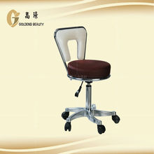 DM-823 adjutable beauty salon stool with pump