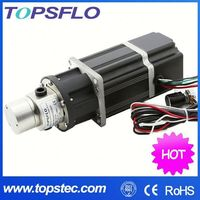 high pressure pressure adjustable magnetic drive High-precision gear metering pumps