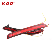 Innova auto parts high fitment tail rear fog light lamp cover for innova 2016