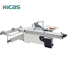 Hicas model altendorf 90 gegree cutting 10 feet sliding table saw