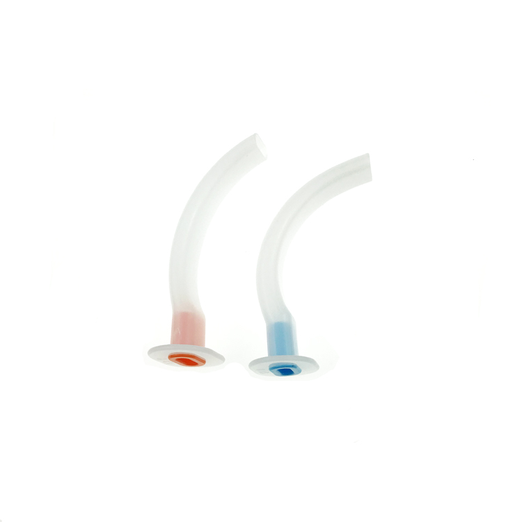 CE and ISO approved nasopharyngeal airway with single use cannula