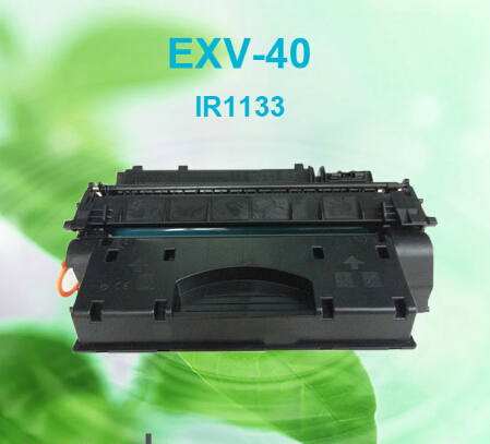 Laser printer EXV40 Toner Cartridge for Canon IR1133/ 1133A/ 1131F