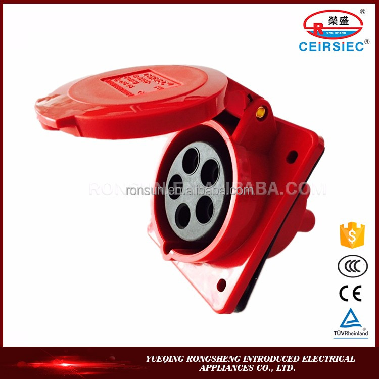 New Style Chinese manufacture explosion proof industrial socket