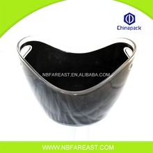 High quality eco friendly large decorative ice bucket