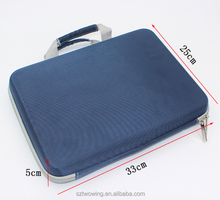 Protective foam molded customized inner eva carrying case for laptop