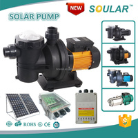 Hot Sales Solar Powered Pool Pump with DHL free Shipping ( 0.75hp pool pump )